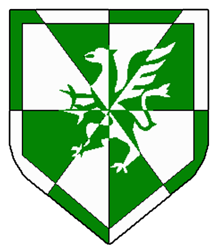 Mike's SCA Coat of Arms
